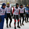 Зимний триатлон