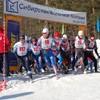 Этап кубка России, открытый чемпионат красноярского края по зимнему триатлону