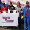 Триумфом красноярской школы триатлона завершились чемпионат и первенство России по зимнему триатлону
