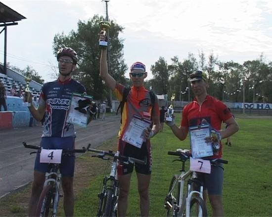 Седьмой этап открытого чемпионата г.Минусинска по велоспорту