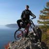 Красноярский велоэкстремал стал вторым на первенстве России