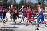 Первый этап Кубка России по триатлону: красноярцы в лидерах