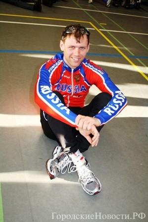 Павел Андреев: с надеждой на Олимпиаду