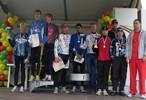 На чемпионате России по дуатлону сборная края завоевала 10 медалей