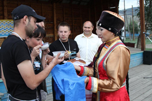 Красноярские триатлонисты стали вторыми на веломногодневке «Транс-Байкал»!
