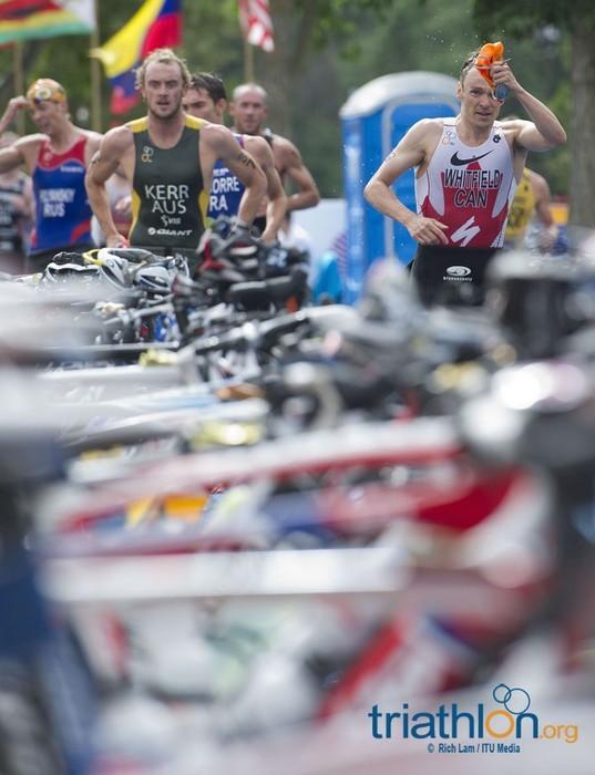 Игорь Полянский - 12-й на этапе Кубка мира по триатлону