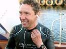 Пловец из Литвы за два дня переплыл Байкал