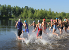 Остров Татышев в очередной раз примет мастеров триатлона со всей страны