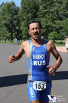 Искандар Шахов завоевал серебро чемпионата и первенства мира по акватлону