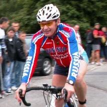 Владимир Мусиенко стал девятикратным обладателем титула «Ironman», выиграв соревнования в своей возрастной категории