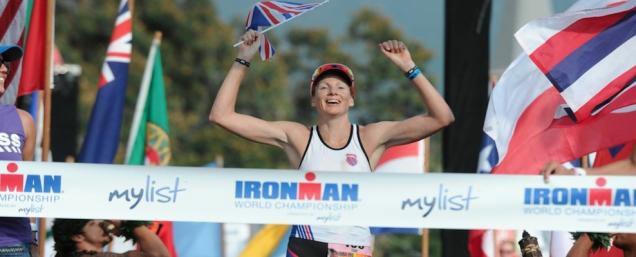 Австралиец  Пит Джейкобс и британка Линда Кейв  коронованы на   чемпионате   мира Ironman!