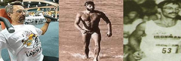 История триатлона Гордон Халлер (Gordon Haller, USA)