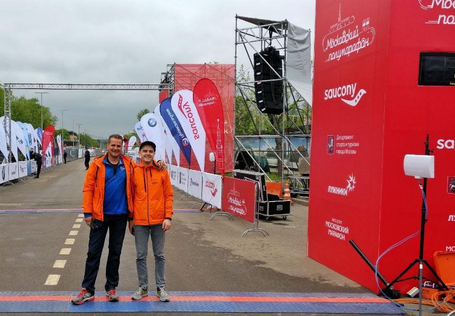 За линией старта: кто создаёт Московский марафон?