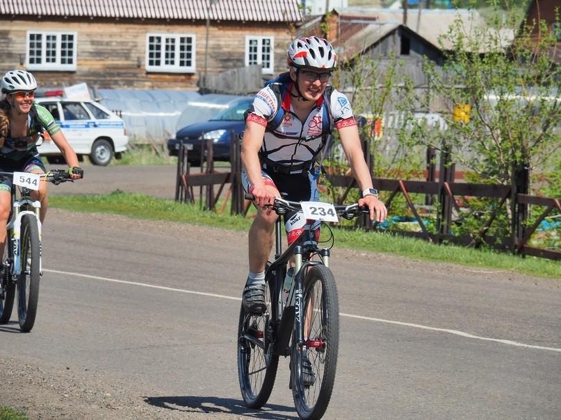 Веломарафон «Красспорт» и велосекция Железногорска