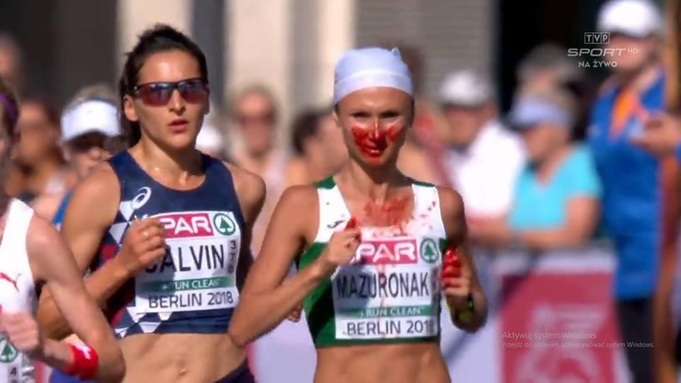 Ольга Мазуренок – героическая чемпионка Европы-2018 в марафоне. История жизни