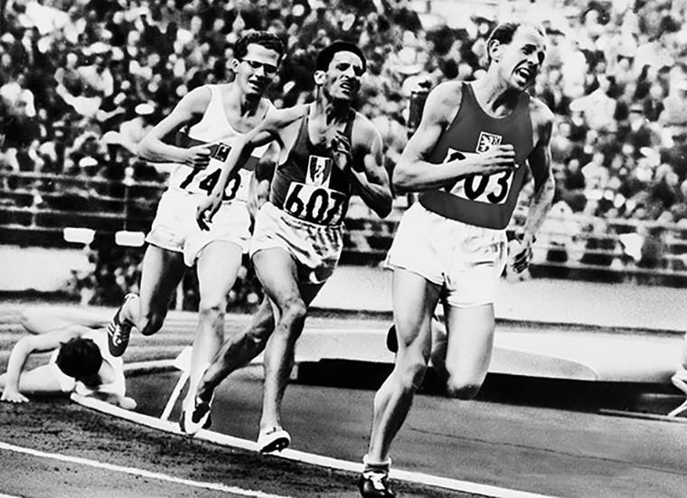 Тренировки с Затопеком: Пять уроков от одного из величайших бегунов 20 века