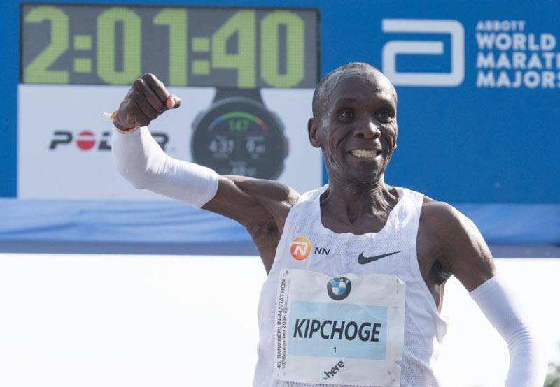 Элиуд Кипчоге: «Нет предела совершенству». Интервью с самым быстрым марафонцем в мире