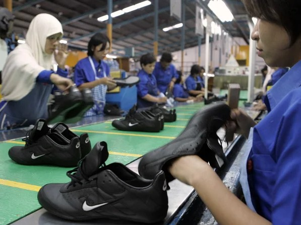 Как компания Nike решила проблемы с воровством кроссовок