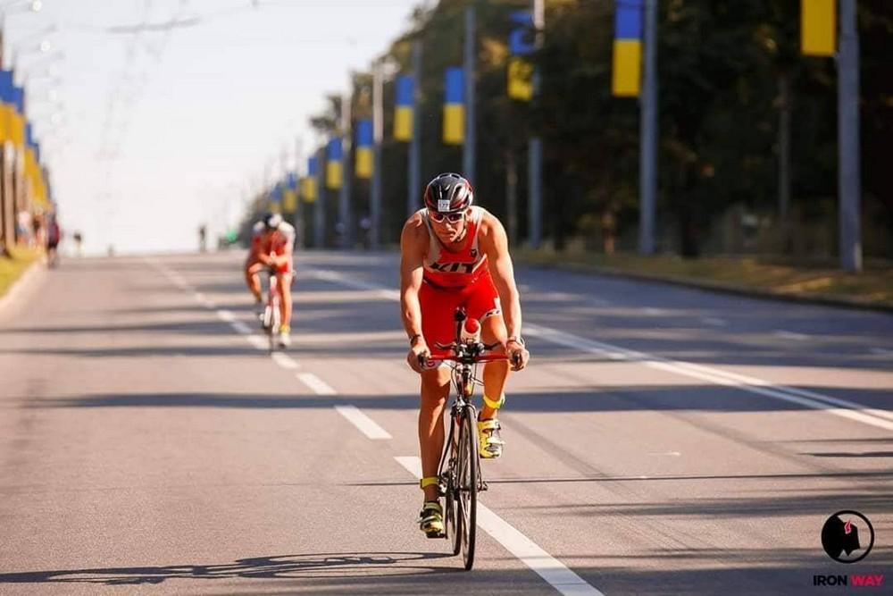 33 кратный Ironman Антон Блохин