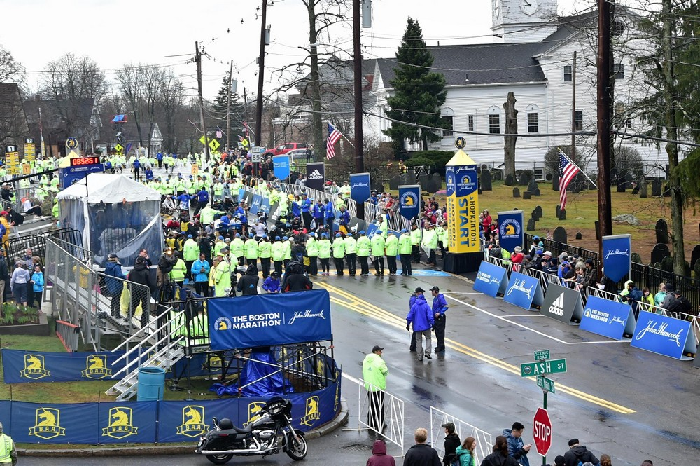 «Дух любителя может быть сильнее»: красноярский бегун о своем участии в Бостонском марафоне, подготовке и риске смерти