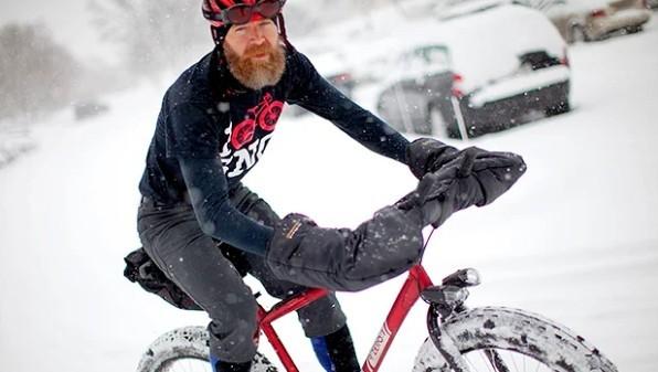 Самый проходимый в мире велосипед