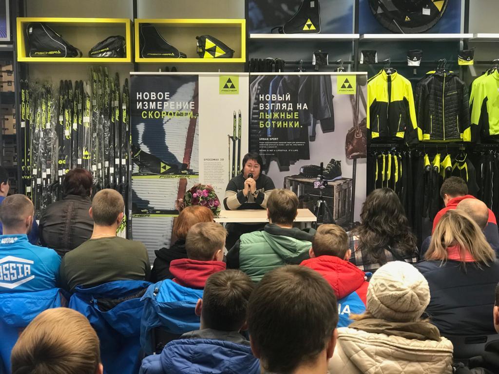 Елена Вяльбе: «Лыжам не повезло, потому что Путин занимался дзюдо»