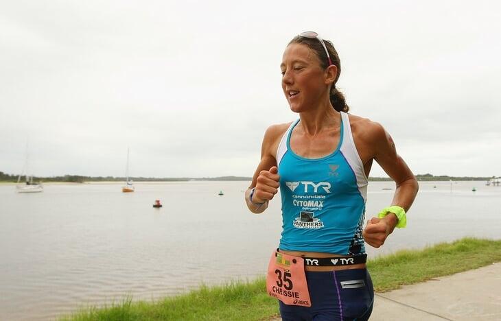 Легенда IRONMAN Крисси Веллингтон. Занялась спортом профессионально после 30 лет и стала 4-кратной чемпионкой мира в триатлоне
