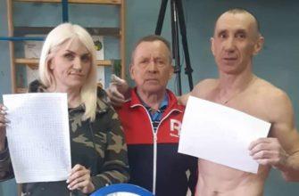 59-летний рекордсмен мира по подтягиваниям из Красноярска рассказал о собственной схеме тренировок